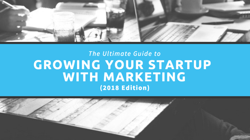 marketing for startups guide
